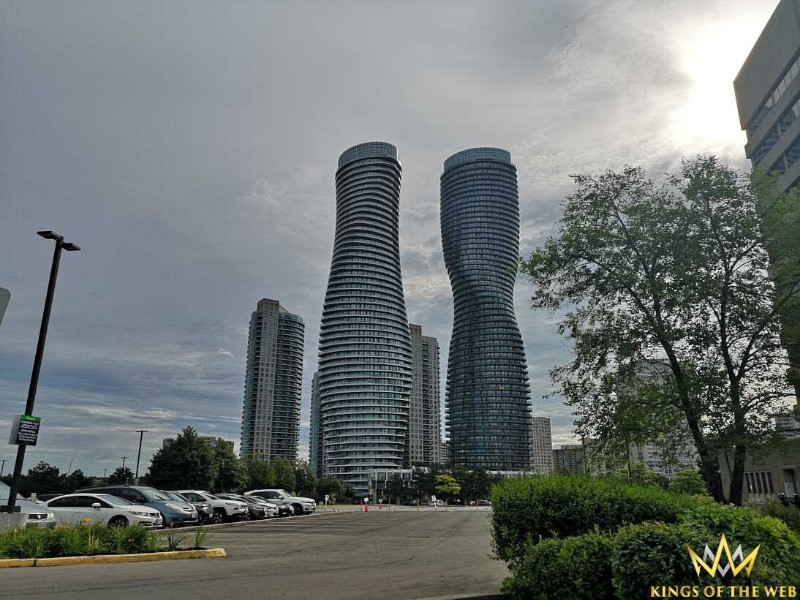 Marilyn Towers Mississauga - Web Design Mississauga Company